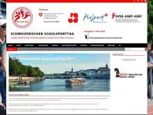 Medientipp: Jetzt für den Schweizer Schulsporttag anmelden