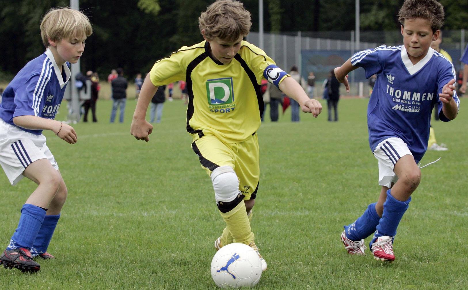 Fussball: Beweglichkeit und Schnelligkeit vor Ausdauer » mobilesport.ch