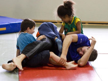 Kampfspiele: Für eine gesunde Entwicklung